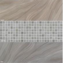 NEW: AGATE Taupe-Mosaico-Grey Γυαλιστερά 1°Κατηγορία 25x75cm