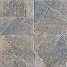 BRECCIA VERDE:Τύπου πέτρας αντιολισθητικό: Μιξ αποχρώσεις 31x31cm